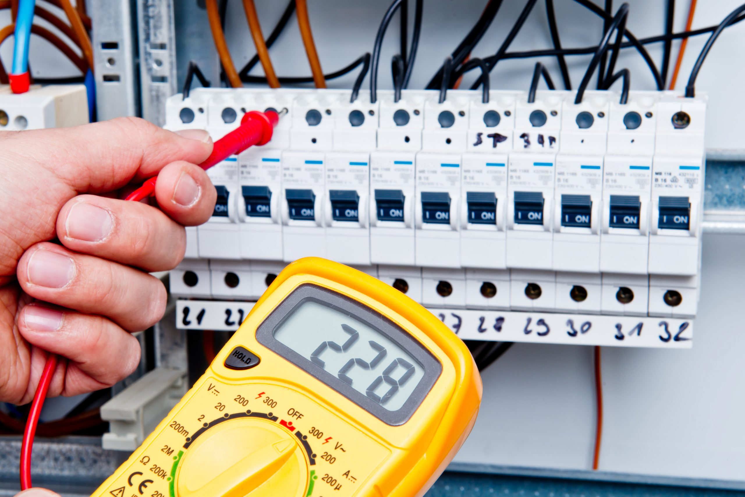 Electrical services in pakistan